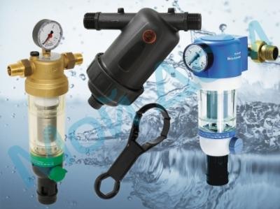 Оборудование для грубой водоочистки