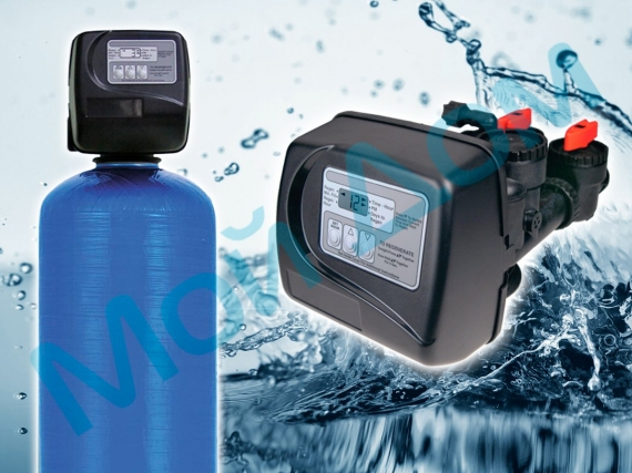 """Фильтр обезжелезиватель воды FI-1-C (0844) с автоматикой """"Clack"""" (США)"""