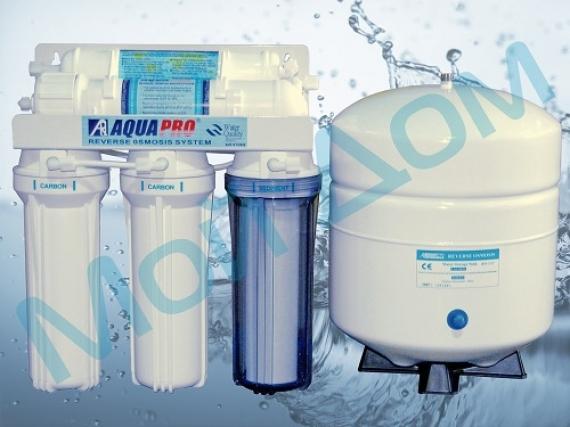 """Система питьевой доочистки воды """"AP-600"""""""