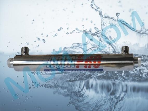 """Стерилизатор воды """"UV6-GPM"""""""