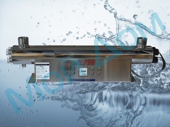 """Стерилизатор воды """"UV48-GPM"""""""