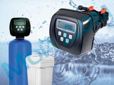 """Универсальный фильтр очистки воды FSE-1-C-FL (0844) с автоматикой """"Clack"""" (США) с загрузкой FeroSoft L"""
